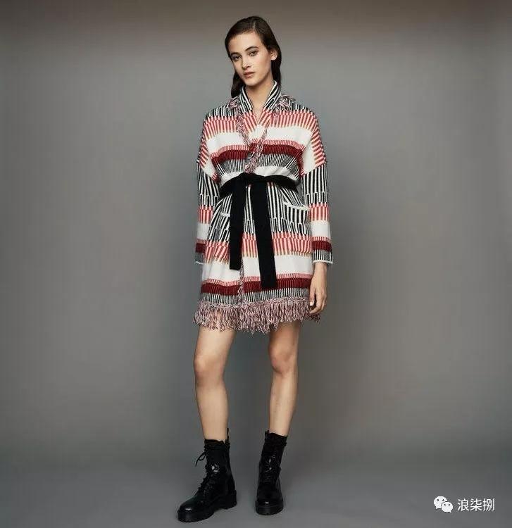 2019开衫设计流行趋势,给你满满的温暖(图51)