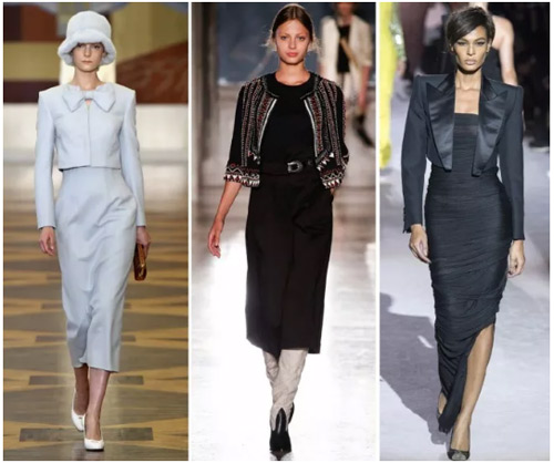 流行趋势丨2019年时尚商务女装西装的主要趋势(图23)