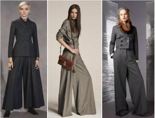 流行趋势丨2019年时尚商务女装西装的主要趋势(图18)