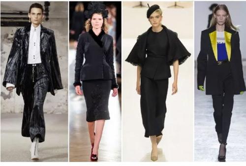 流行趋势丨2019年时尚商务女装西装的主要趋势(图29)