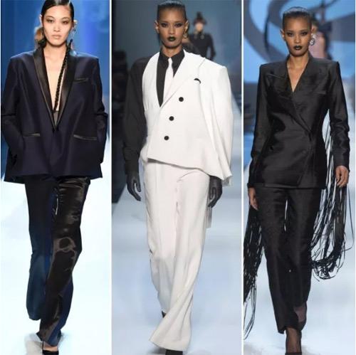 流行趋势丨2019年时尚商务女装西装的主要趋势(图4)