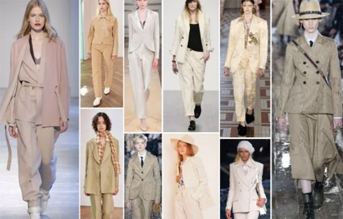 流行趋势丨2019年时尚商务女装西装的主要趋势(图26)