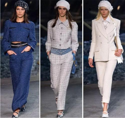 流行趋势丨2019年时尚商务女装西装的主要趋势(图5)