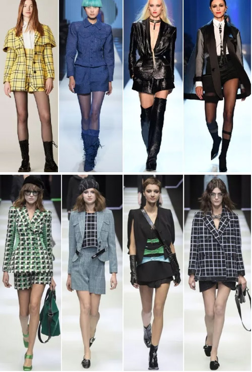 流行趋势丨2019年时尚商务女装西装的主要趋势(图15)