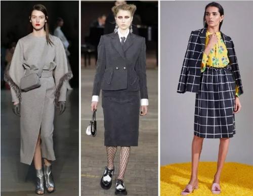 流行趋势丨2019年时尚商务女装西装的主要趋势(图12)