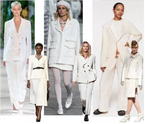 流行趋势丨2019年时尚商务女装西装的主要趋势(图25)