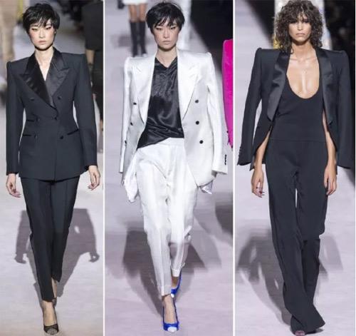 流行趋势丨2019年时尚商务女装西装的主要趋势(图2)