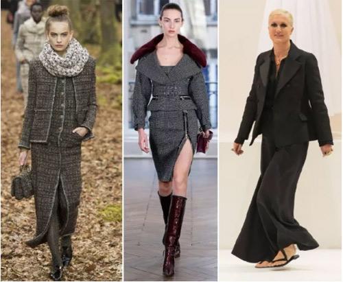 流行趋势丨2019年时尚商务女装西装的主要趋势(图24)