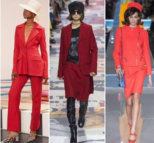 流行趋势丨2019年时尚商务女装西装的主要趋势(图27)