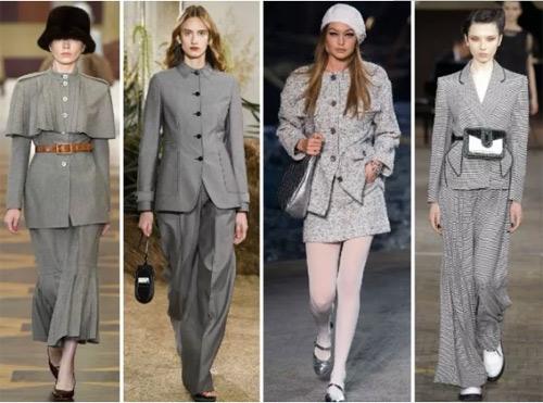 流行趋势丨2019年时尚商务女装西装的主要趋势(图28)