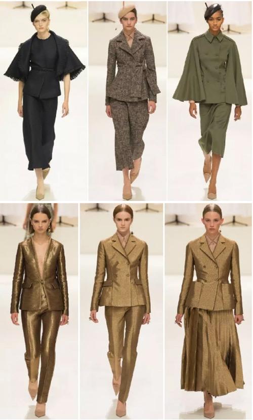 流行趋势丨2019年时尚商务女装西装的主要趋势(图8)