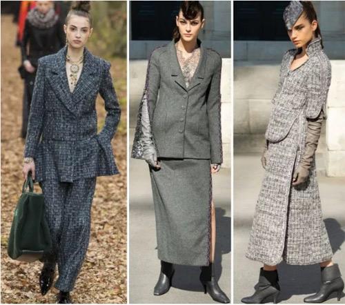 流行趋势丨2019年时尚商务女装西装的主要趋势(图6)