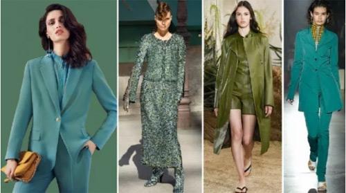 流行趋势丨2019年时尚商务女装西装的主要趋势(图32)