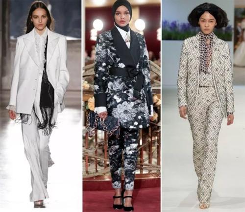 流行趋势丨2019年时尚商务女装西装的主要趋势(图17)