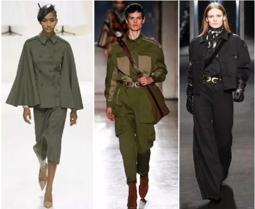流行趋势丨2019年时尚商务女装西装的主要趋势(图19)