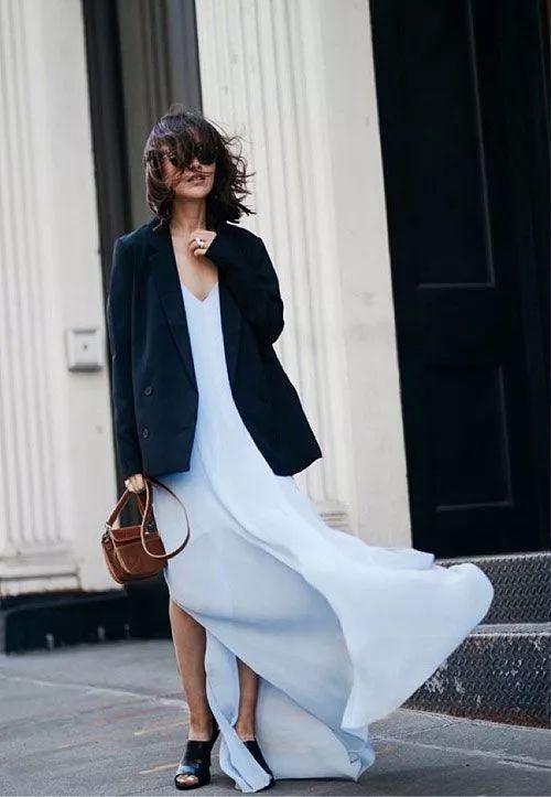�v真的,今春�@5款外套+裙子 巨美巨�r髦!(�D15)