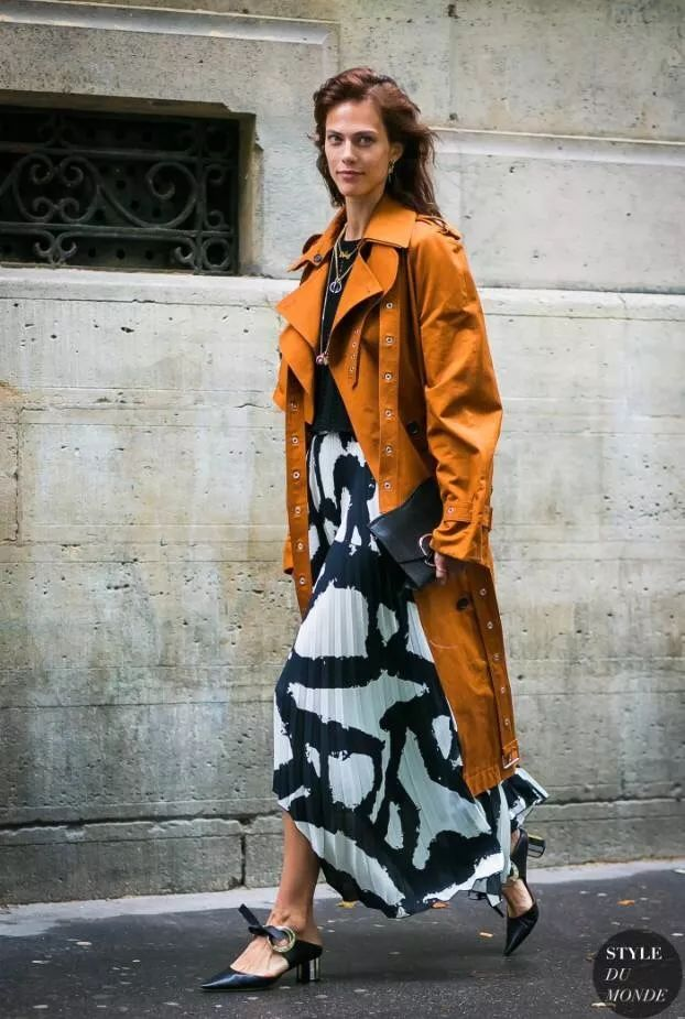 �v真的,今春�@5款外套+裙子 巨美巨�r髦!(�D50)