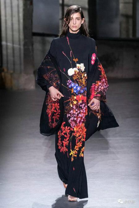 2019/20秋冬女装流行趋势 男人装廓形、春日色彩.....(图42)