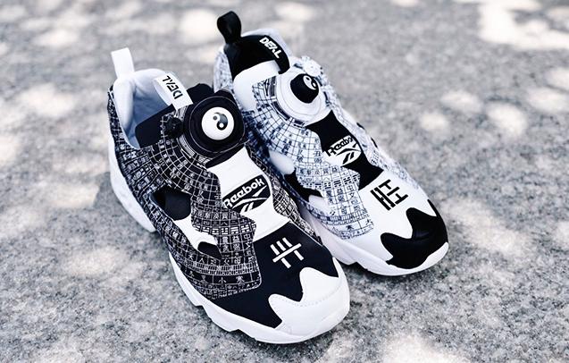 """穿鞋也要讲""""风水""""!DEAL x Reebok Pump Fury即将发售!"""