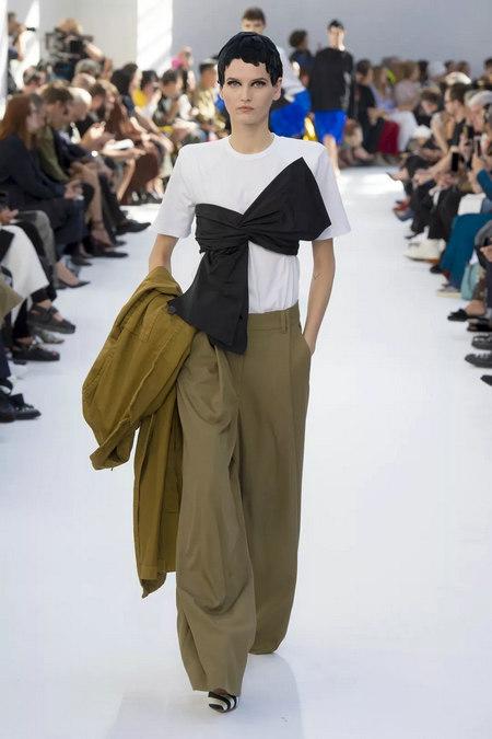 2019年7月夏季女装流行趋势分析报告(图7)