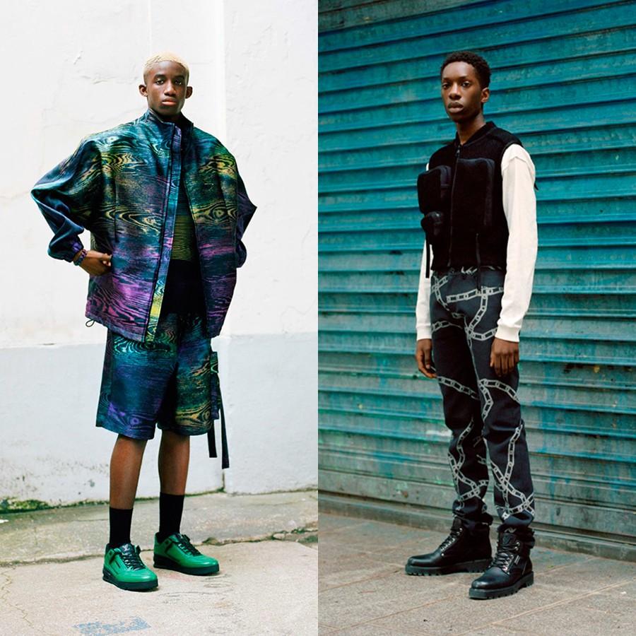 LV 2020早春对街头美学的定义和画家拉斐尔的跨界合作