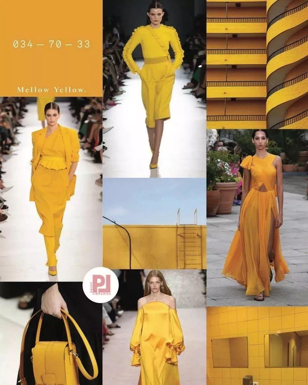 五大女装流行色,时髦到2020年!(图5)