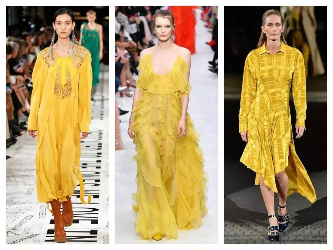 五大女装流行色,时髦到2020年!(图9)