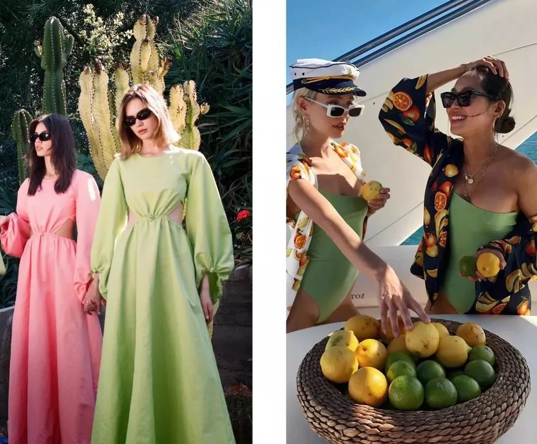五大女装流行色,时髦到2020年!(图31)