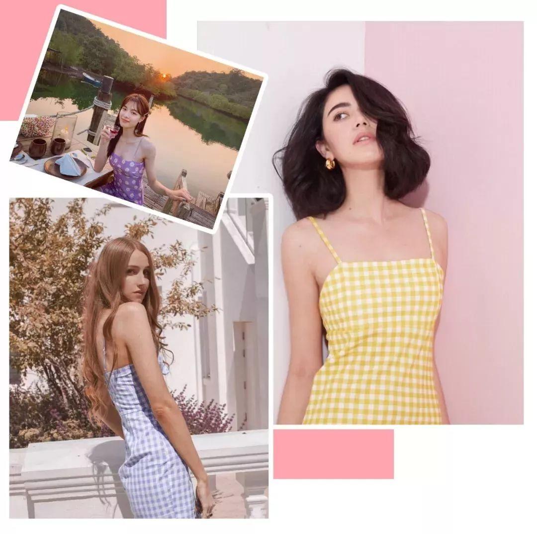 夏季穿衣搭配 吊带+短裙美到爆 回头率飙升!(图7)