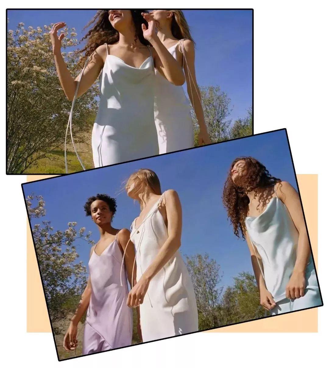 夏季穿衣搭配 吊带+短裙美到爆 回头率飙升!(图1)