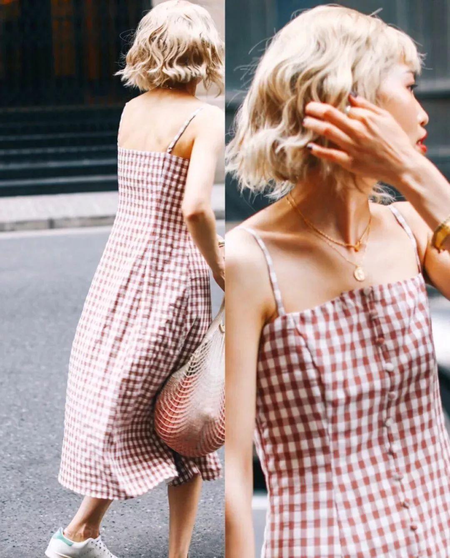 夏季穿衣搭配 吊带+短裙美到爆 回头率飙升!(图17)