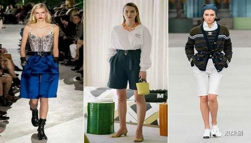 流行趋势 2020早春设计亮点 紧身裤和丝袜时代即将来临(图4)