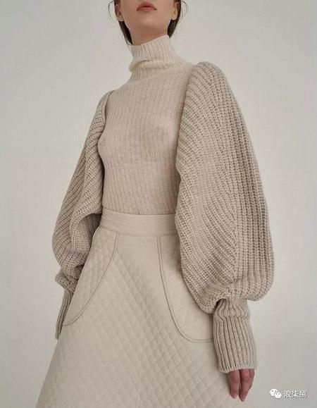 秋冬面料趋势 抓绒、长绒毛、柔软面料让时尚更舒适(图3)