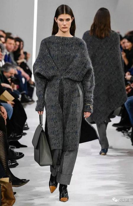 秋冬面料趋势 抓绒、长绒毛、柔软面料让时尚更舒适(图38)