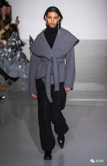 秋冬面料趋势 抓绒、长绒毛、柔软面料让时尚更舒适(图41)