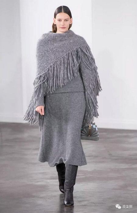 秋冬面料趋势 抓绒、长绒毛、柔软面料让时尚更舒适(图49)