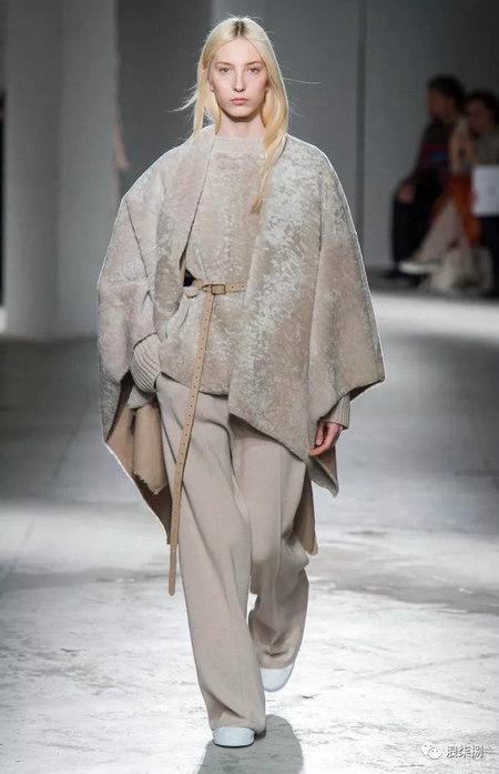 秋冬面料趋势 抓绒、长绒毛、柔软面料让时尚更舒适(图43)