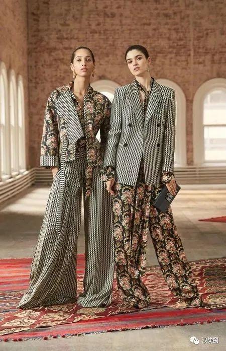 流行趋势 以织锦缎花型为灵感的复古主题,你喜欢吗?(图4)