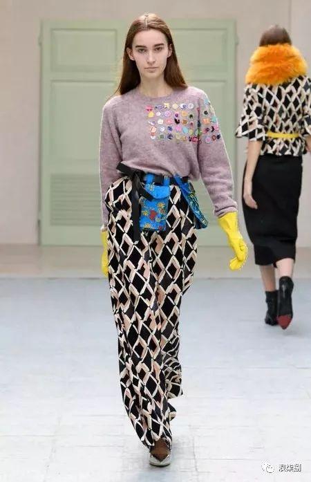 流行趋势 以织锦缎花型为灵感的复古主题,你喜欢吗?(图14)
