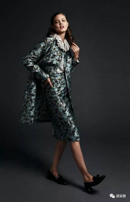 2020度假女装面料流行趋势,装饰锦缎(图29)