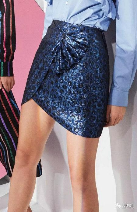 2020度假女装面料流行趋势,装饰锦缎(图30)