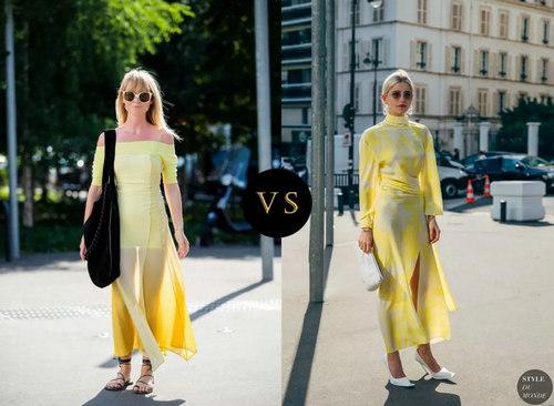 还在穿黑白灰?奶蜜黄色才是2019春夏最美流行色啊!(图27)