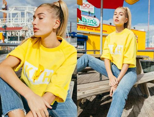 还在穿黑白灰?奶蜜黄色才是2019春夏最美流行色啊!(图16)