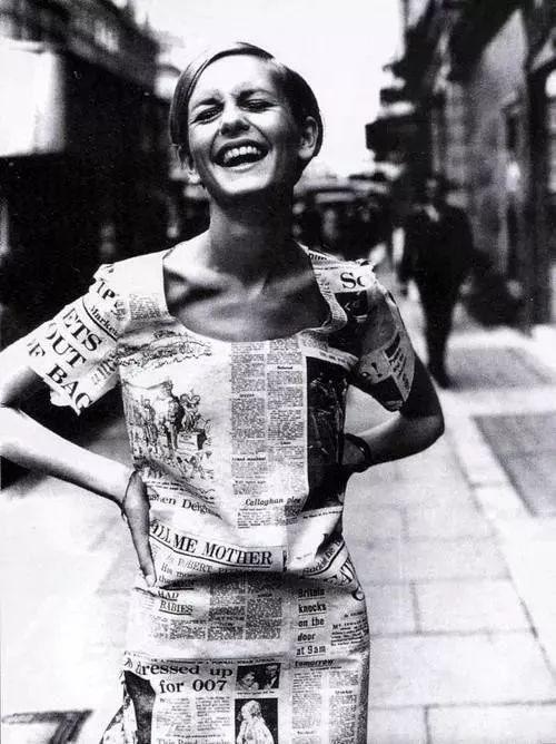 印花趋势 19年前 Dior 的报纸印花逆袭成时尚宠儿 (图3)