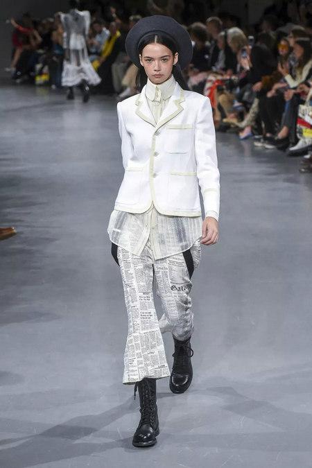 印花趋势 19年前 Dior 的报纸印花逆袭成时尚宠儿 (图13)