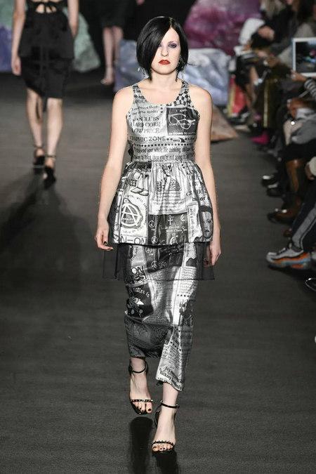 印花趋势 19年前 Dior 的报纸印花逆袭成时尚宠儿 (图21)
