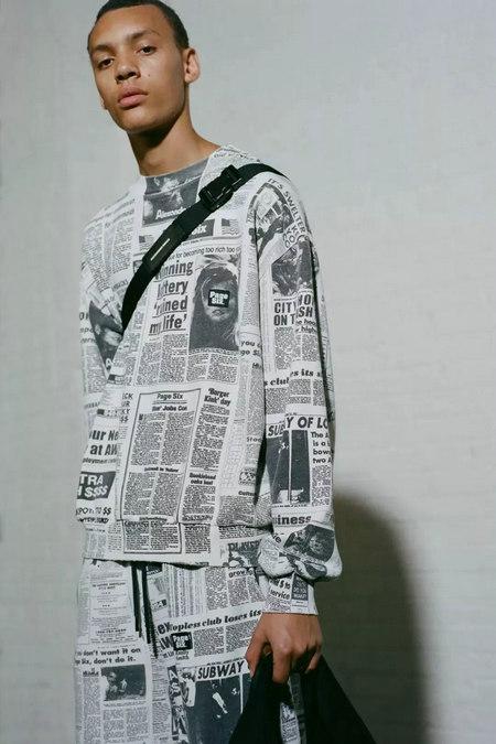 印花趋势 19年前 Dior 的报纸印花逆袭成时尚宠儿 (图32)