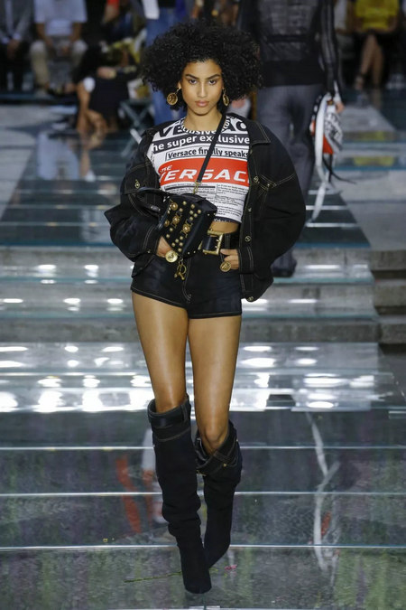 印花趋势 19年前 Dior 的报纸印花逆袭成时尚宠儿 (图19)