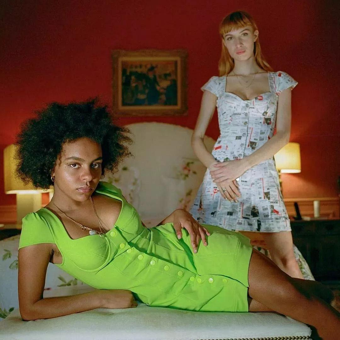 印花趋势 19年前 Dior 的报纸印花逆袭成时尚宠儿 (图38)