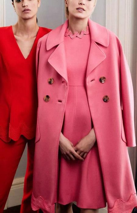 摩登粉色 2020春夏女装流行色(图15)